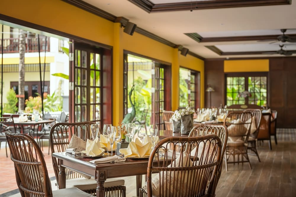 The Temple Restaurant & Lounge - Welcome to La Siesta Hoi An Resort & Spa